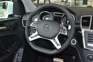 GL AMG方向盘图片