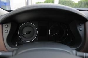英菲尼迪QX50仪表 图片