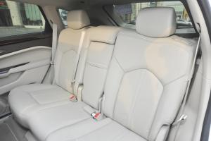凯迪拉克SRX(进口)后排座椅图片
