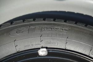比亚迪F3 备胎品牌