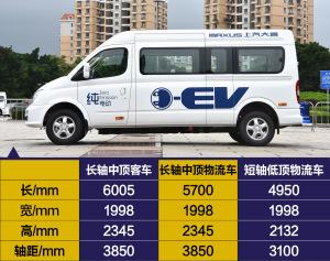 大通EV80EV80图解图片