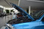 进口宝马X5 M 发动机盖开启