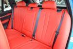 进口宝马X5 M 后排座椅