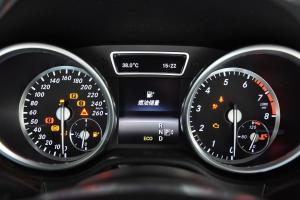 奔驰M级(进口)仪表盘背光显示图片
