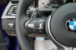 进口宝马M6 方向盘功能键(左)