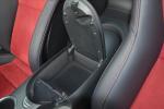 日产370Z 前排中央扶手箱空间