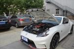 日产370Z 发动机盖开启