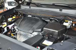 吉利豪情SUV 发动机