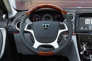 新大7 SUV方向盘图片