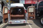 进口GMC商务之星          行李厢开口范围