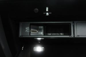 进口大众辉腾 USB接口