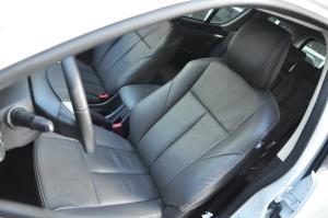 mu-X驾驶员座椅图片