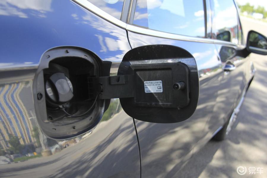 威朗汽车油箱结构图