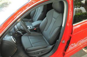 奥迪A3(进口)驾驶员座椅图片