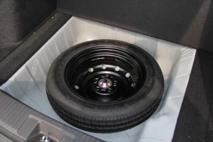 本田XR-V 备胎