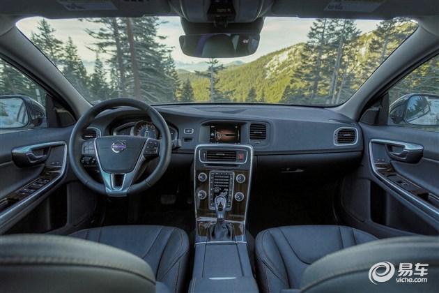 沃尔沃全新V60跨界版上市售39.99万元
