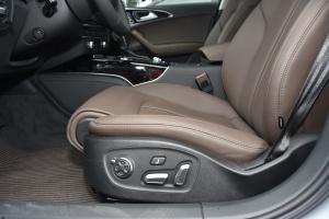 进口奥迪A6 座椅调节键
