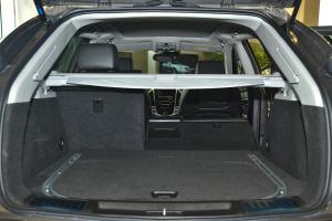进口凯迪拉克SRX 行李箱空间