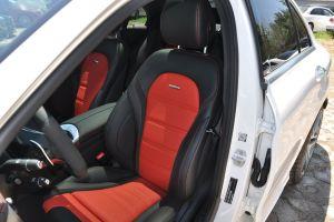 AMG C级驾驶员座椅图片