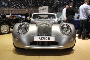 摩根Aero 8摩根Aero 8图片