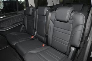 AMG GL级后排座椅图片