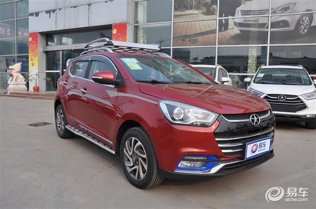 顺捷江淮瑞风S2现车销售最低5.88万起售