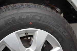 进口三菱帕杰罗 备胎品牌
