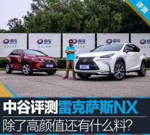 雷克萨斯NX中谷评NX图片