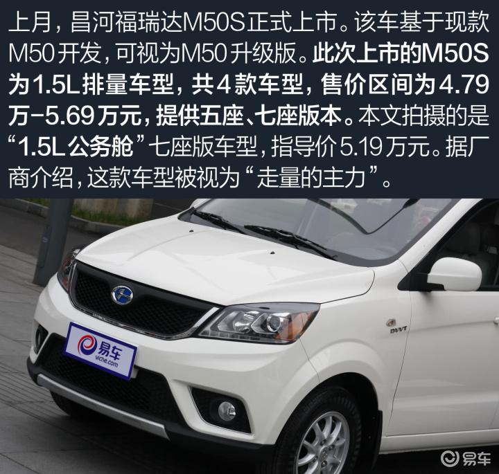 昌河福瑞达M50 s002(574087);
