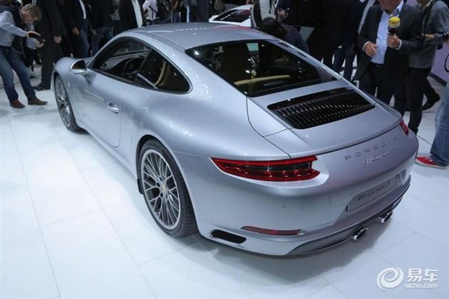 保时捷计划推911 r车型 配手动变速箱高清图片