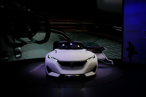 标致Fractal概念车标致Fractal概念车图片