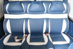 飞驰斯宾特后排座椅图片