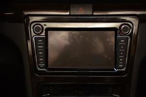 风光370中控台音响控制键图片