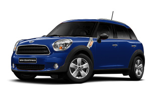 MINI COUNTRYMAN 星空蓝