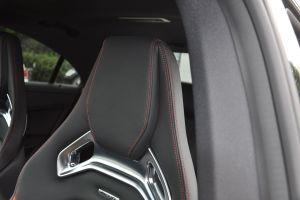 奔驰CLA级AMG驾驶员头枕图片