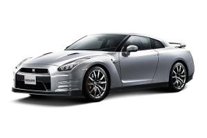 日产GT-R 丝绸银
