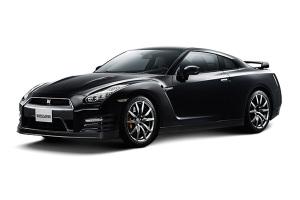 进口日产GT-R 曜石黑