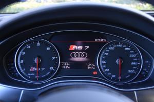 奥迪RS7(进口)仪表 图片