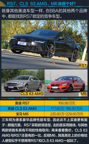 奥迪RS 7测试2016款奥迪RS7图片