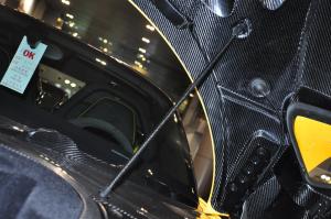 保时捷918 行李厢支撑杆