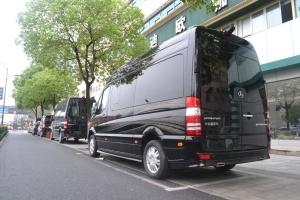 商旅车商务车 外观-黑色图片