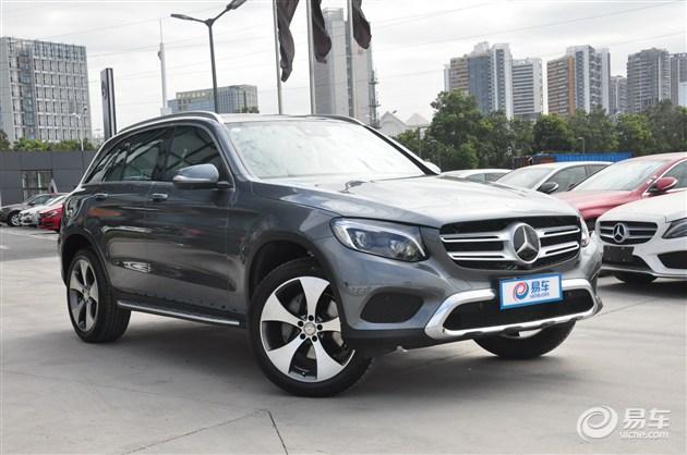 奔驰新款GLC正式上市 售39.6万-57.9万元