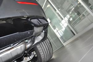 进口奔驰GLE级轿跑SUV 排气管(排气管装饰罩)