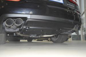 Quattroporte排气管(排气管装饰罩)