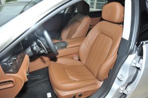 Quattroporte驾驶员座椅