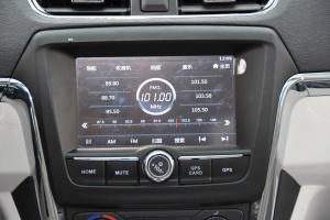 小海狮X30L 中控台音响控制键