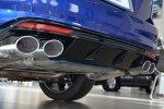 Golf R 排气���(排气���装饰罩�Q�