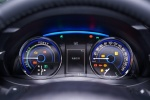 卡罗拉双擎仪表盘背光显示图片