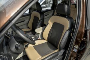景逸X3 驾驶员座椅