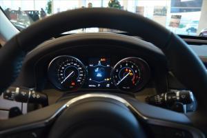 进口捷豹XF 仪表盘背光显示